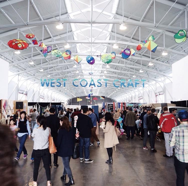 West Coast Craft | Festival Pavilion at Fort Mason