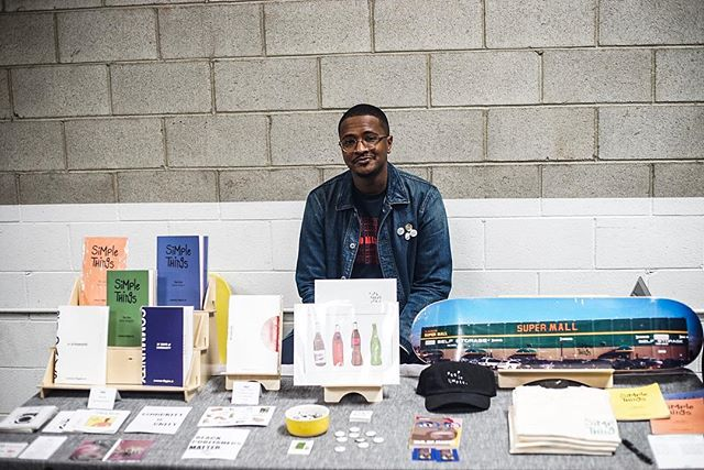 Yesterday was great at the @comeupla...I had the opportunity to share my work (along with @maceopaisley's debut book #taoofmaceo) and connect so many beautiful people! Shoutout to all of the homies who stopped by to check me out - I appreciate you all. A special thank you to @ferrissmason and @kashifdavis for putting together another amazing event! 🙌🏾 #thecomeupla ———————————————————————— @colourbloccreativ  @thesimplethingsproject @the21dayprojectbyLCD ————————————————————————