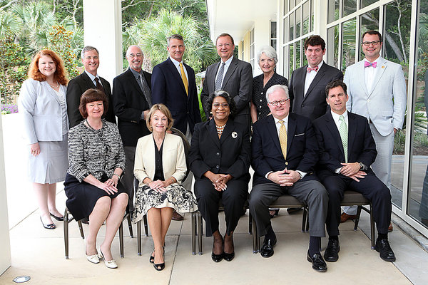"""State Bar Installs New Officers"""