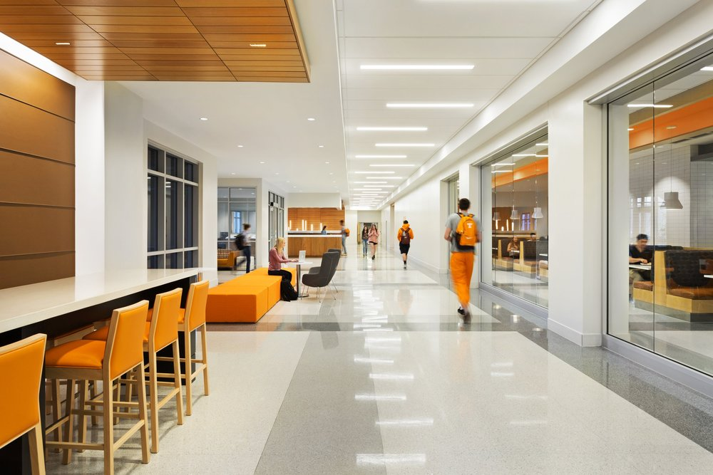 Stokely Family Residence Hall & Dining Facility - University of Tennessee
