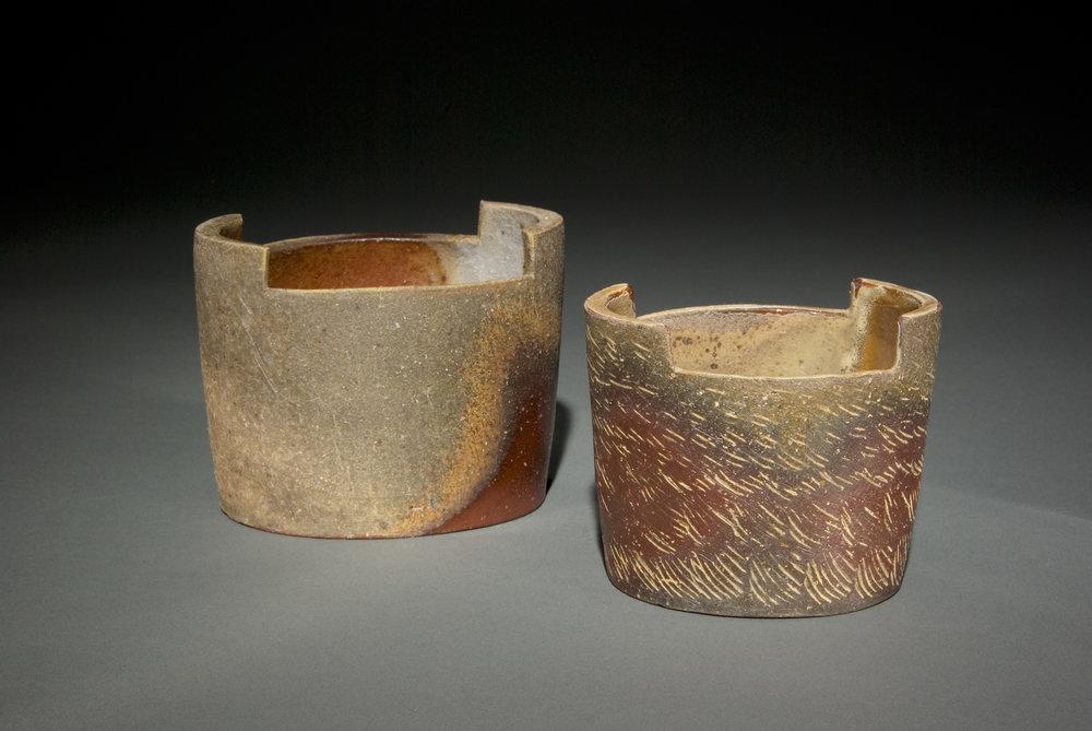 julie crosby anagama bowls 9 07.jpg