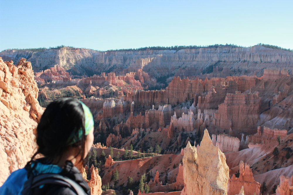 Queens Garden - Hoodoos at Bryce Canyon. See More At www.femalehiker.com