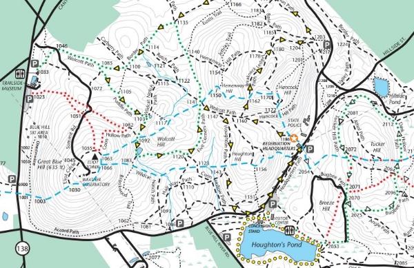 Blue Hills Reservation — The Modern Female Hiker