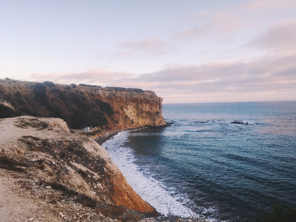 Abalone Cove Reserve in Palos Verdes, CA