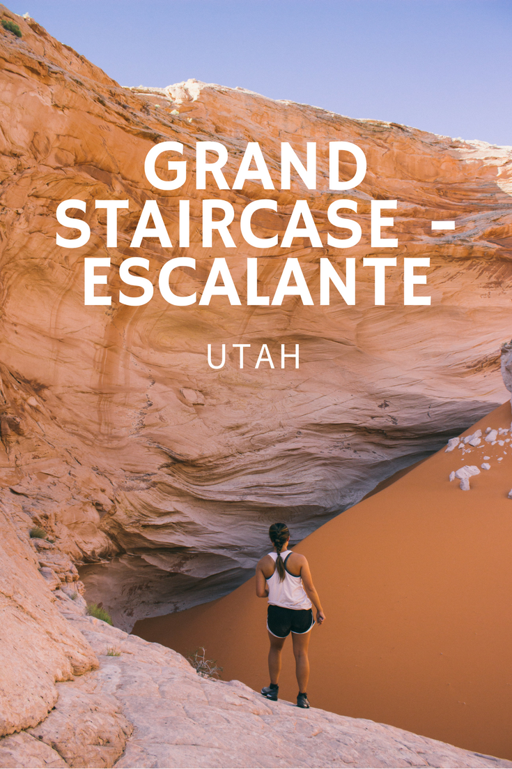 Exploring Utah S Grand Staircase Escalante The Modern Female Hiker