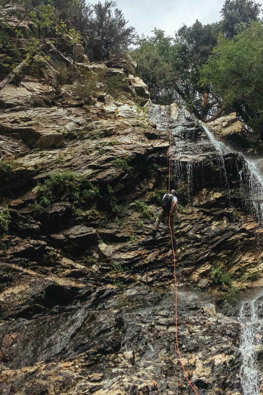 Vivian Creek Falls