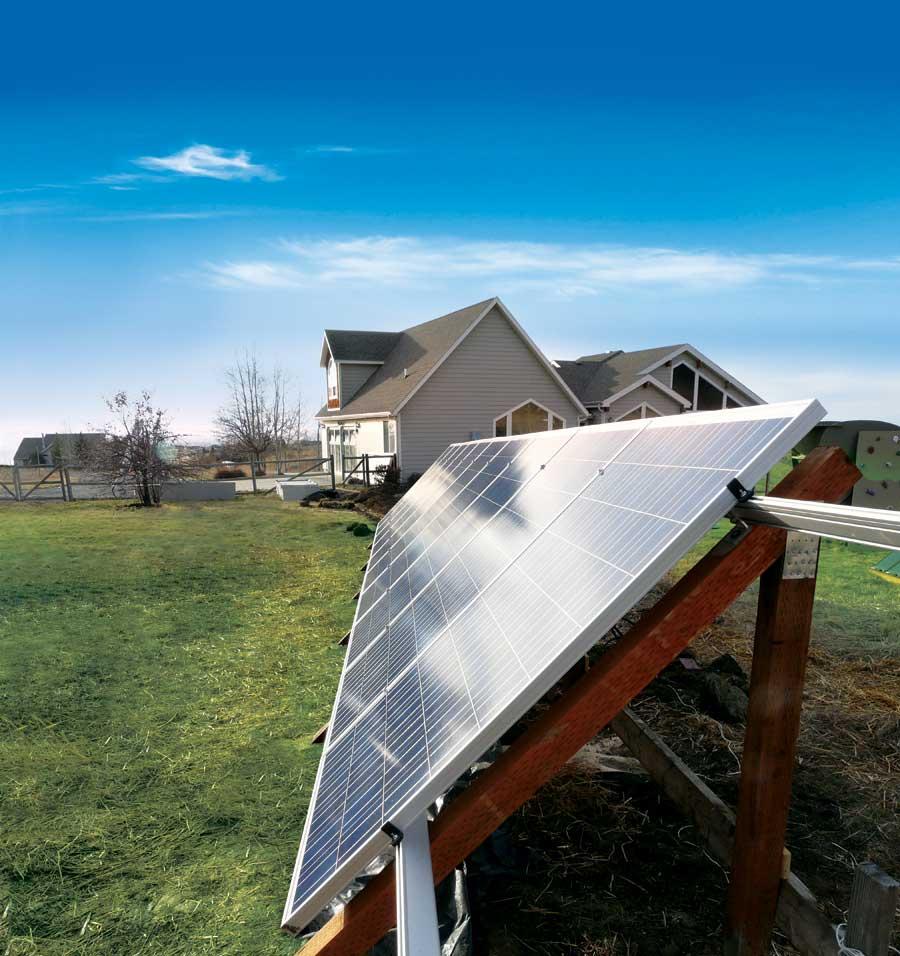 Custom Solar  Energistics - Home solar power system design