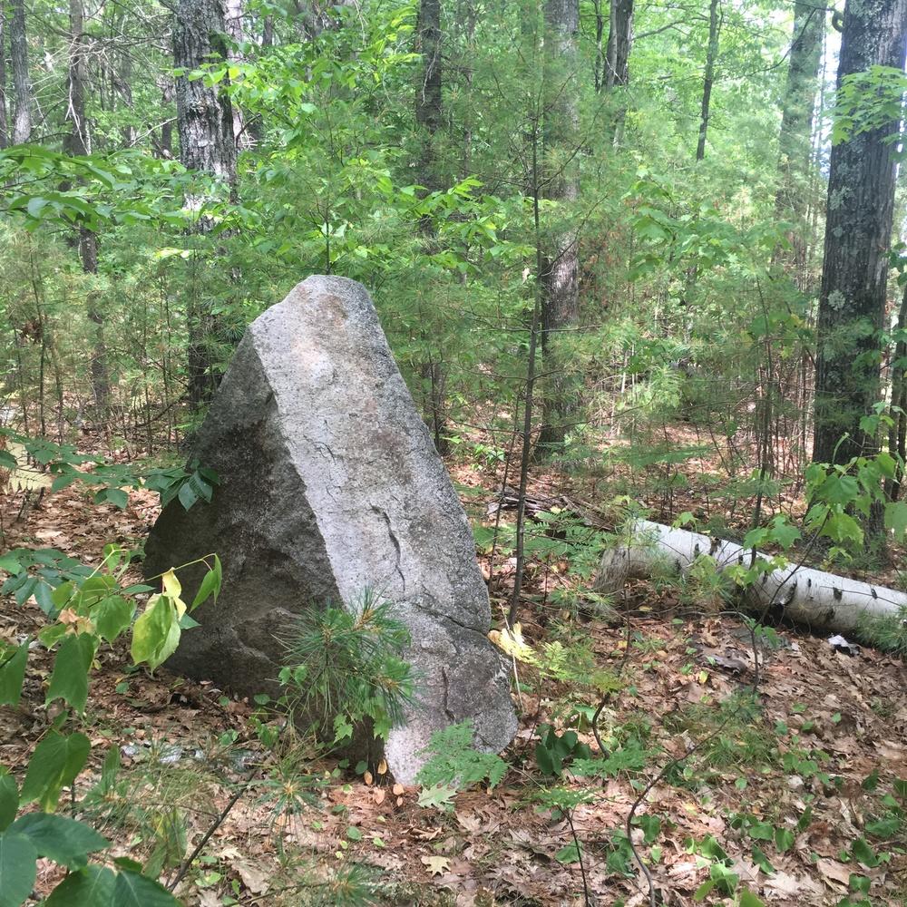 I found an arrowhead! jk