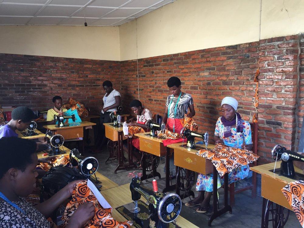 Rwanda_sewing_co-op