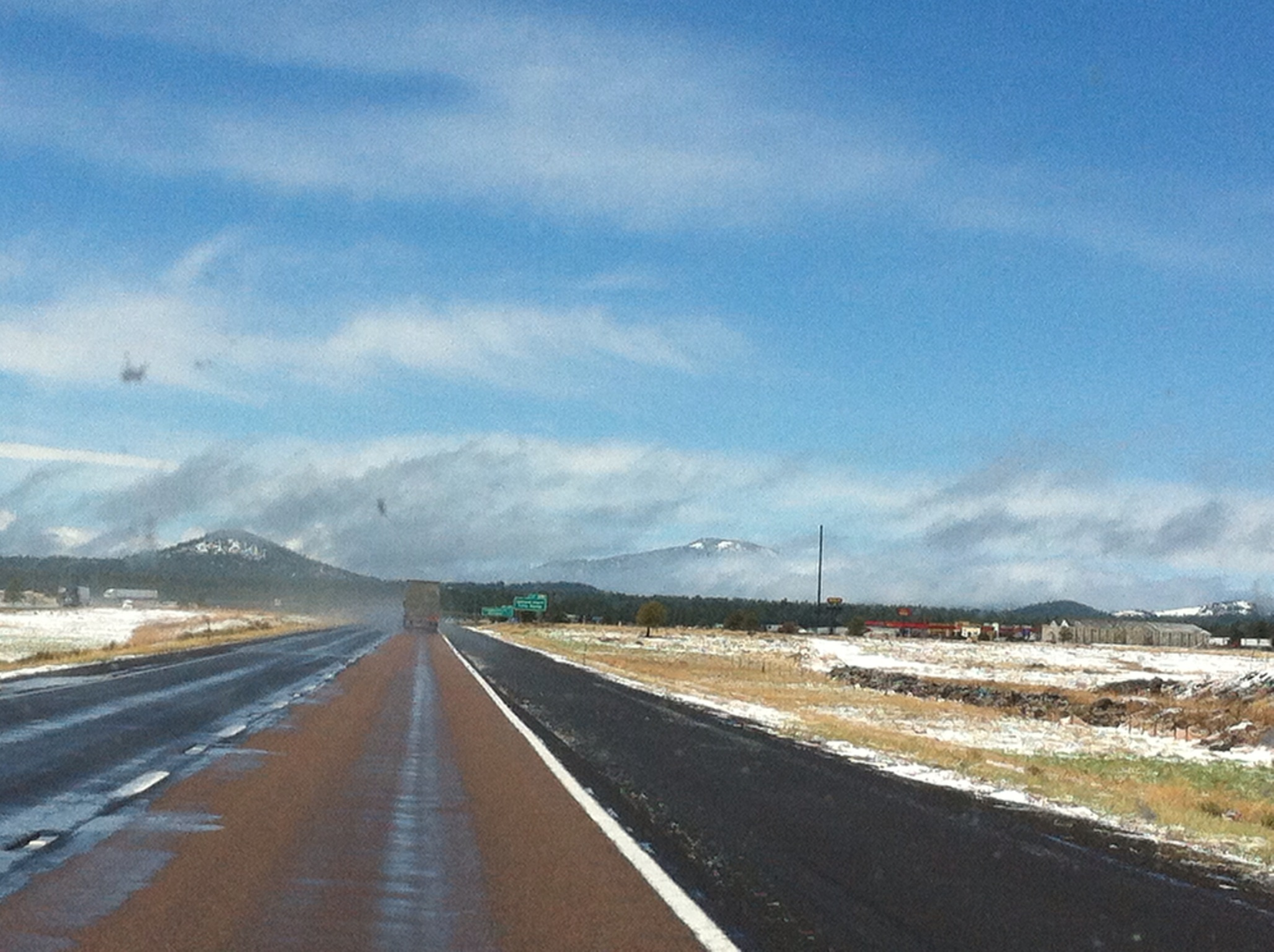 Flagstaff April 2012