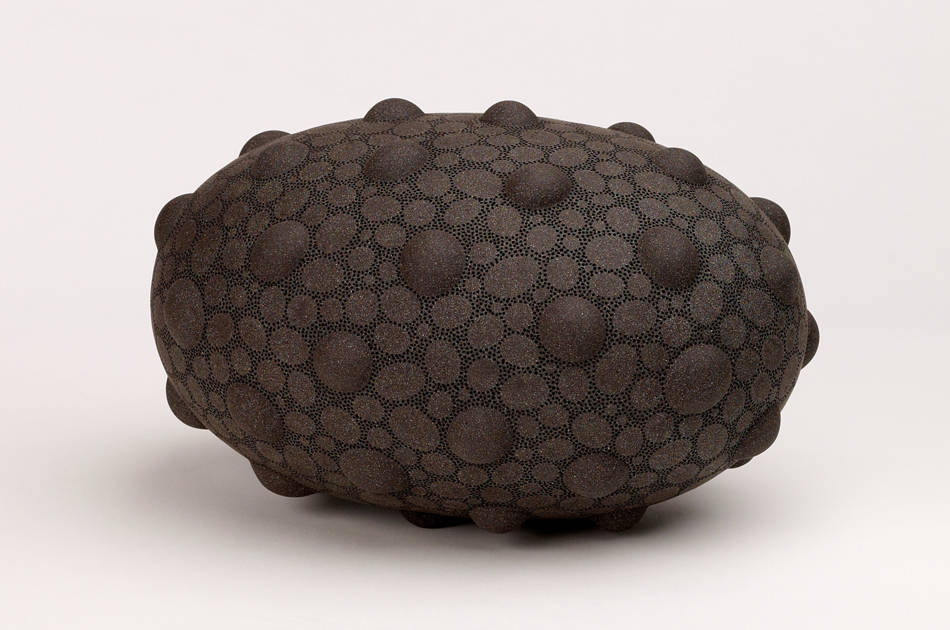Uppershore #2, 2013  Ceramic, Stoneware, 30x24x18cm