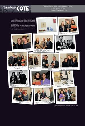 Cote Magazine Fevrier/Mars 2014