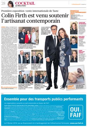 Le Matin Dimanche 2 February 2014