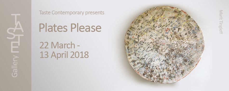 Plates Please | 22 March - 13 April 2018