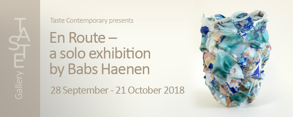 En Route – a solo exhibition by Babs Haenen | 28 September - 11 November 2018