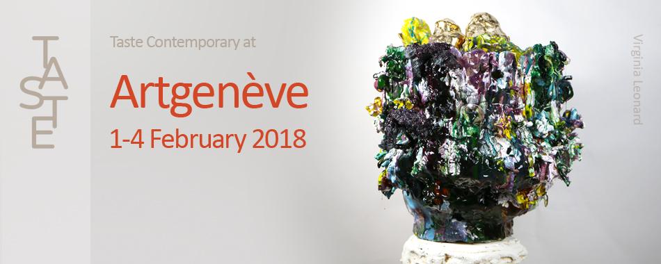 Artgenève | 1-4 February 2018