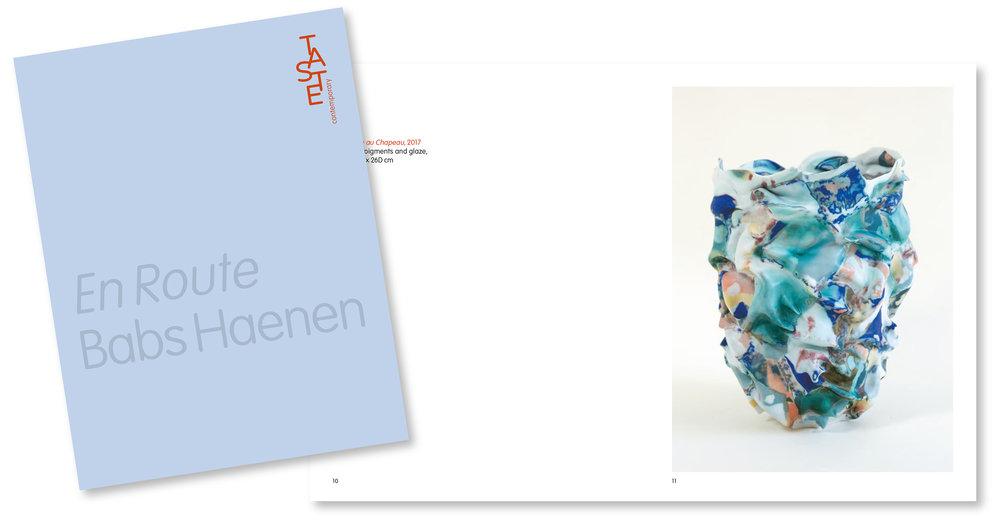 En Route – a solo exhibition by Babs Haenen