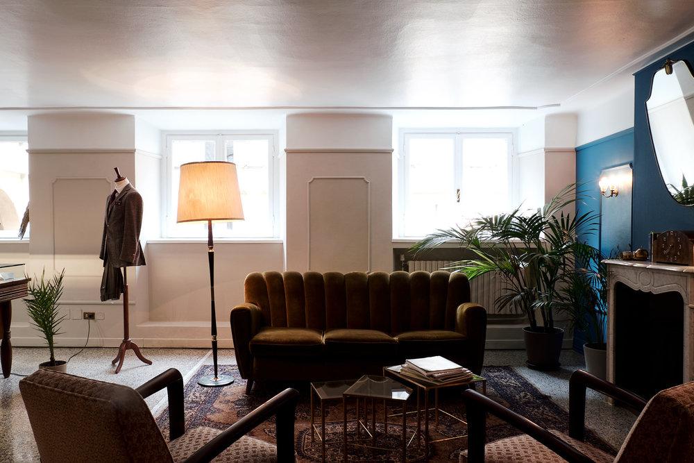 Sanvenero Living Room Milano