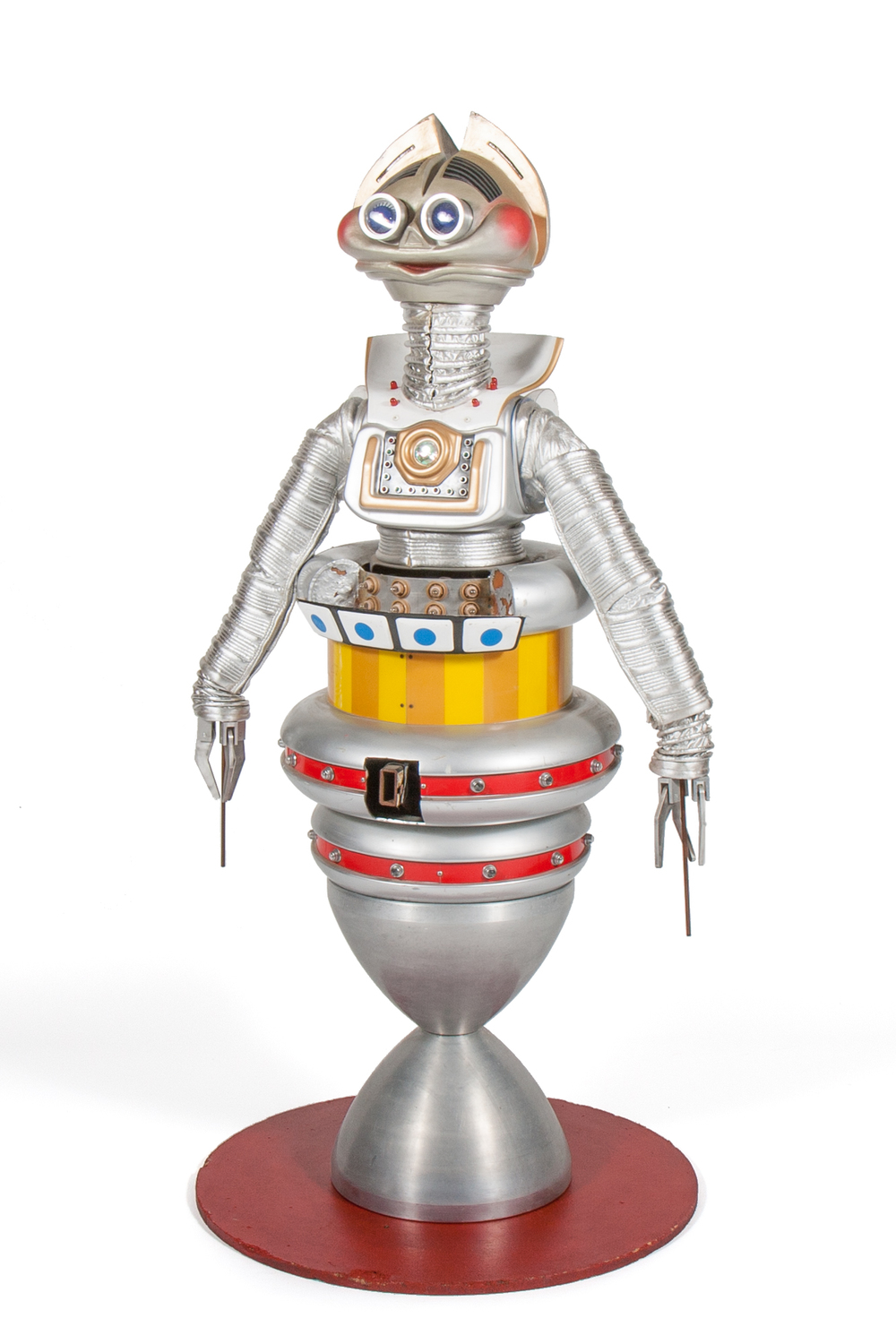Amusement Park Robot / Alien Character (circa 1970) - Height 4'0""