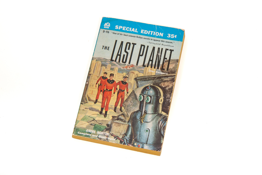 Paperback Book – The Last Planet (1953)