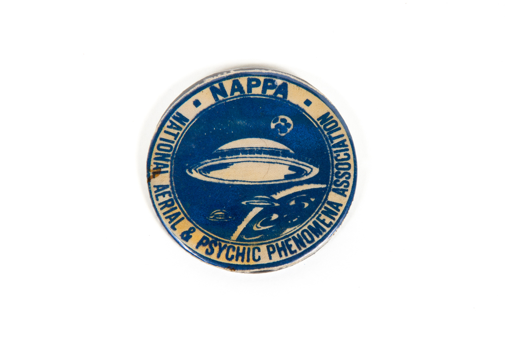 Patch – National Aerial & Psychic Phenomena Association (circa 1985)