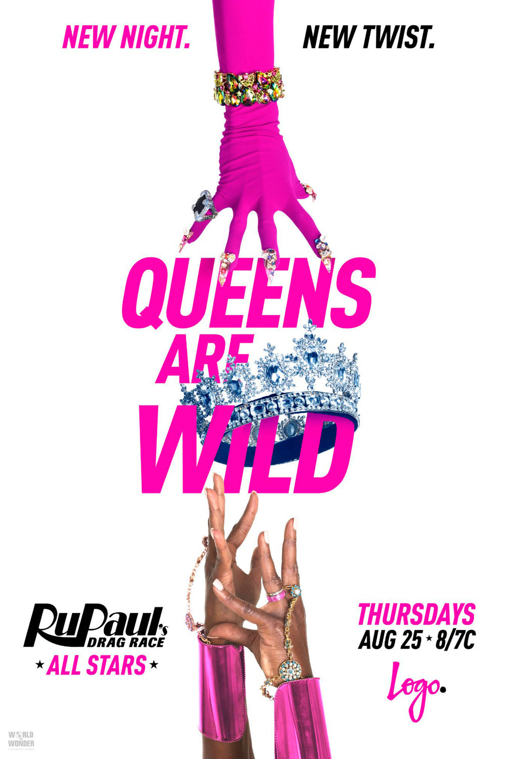 - The digital, outdoor and event campaign followed suit with a custom wrapped Big Gay Ice Cream truck promoted the premiere at select locations in NYC with live appearances by the Queens themselves!