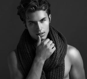 men st claire modeling