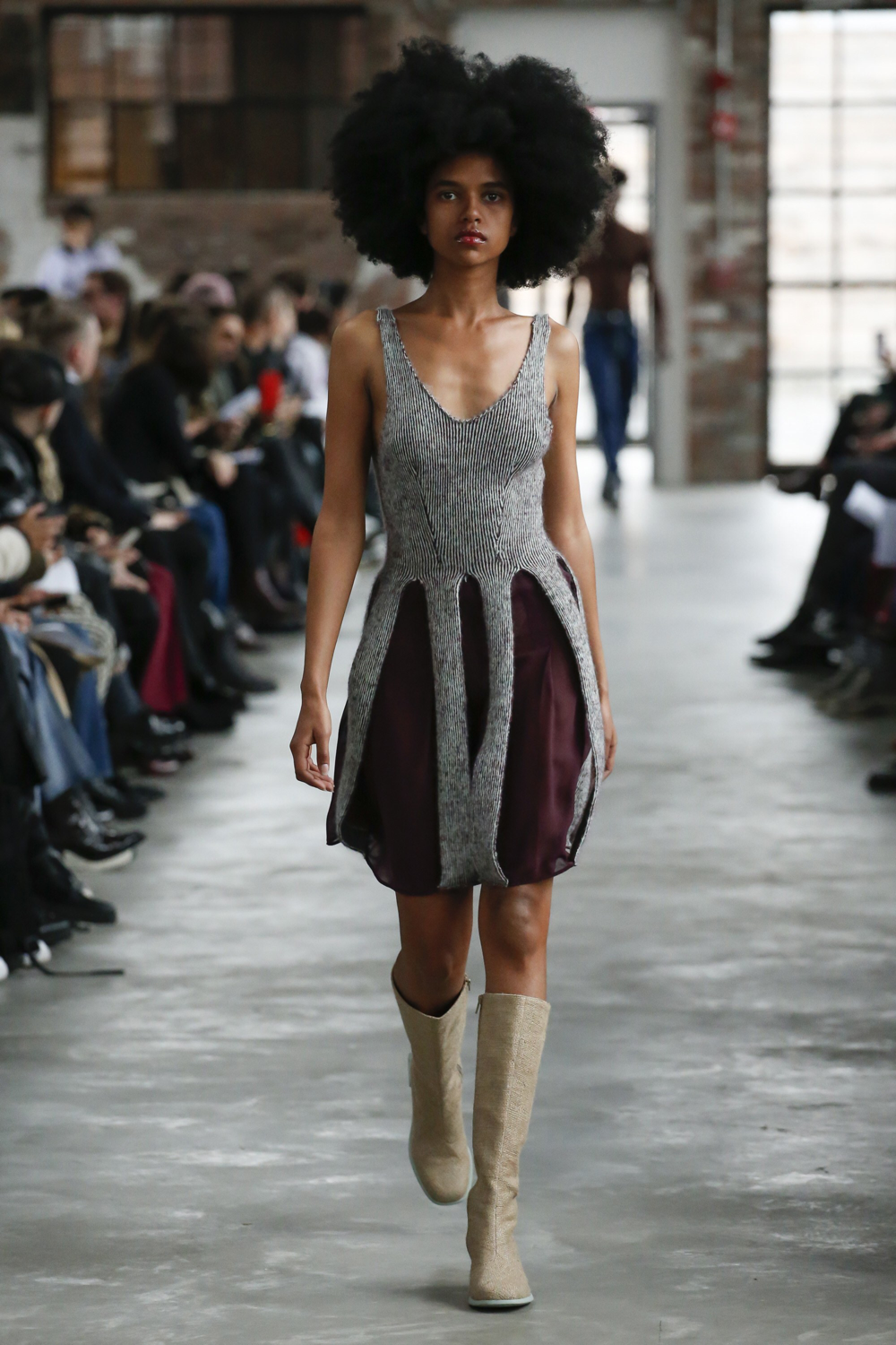 Eckhaus Latta AW18 (Photo: vogue.com)