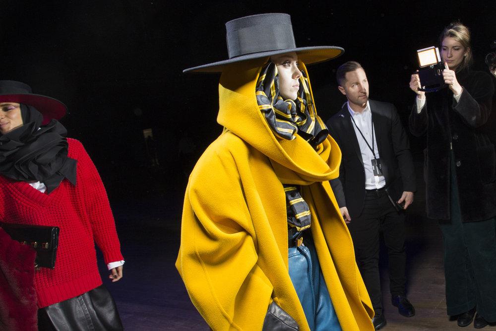 Marc Jacobs AW18 (Photo: theimpression.com)