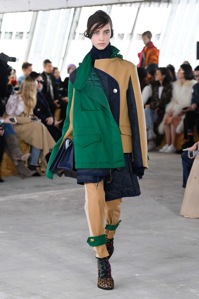 Sacai AW18 (Photo: Vogue.com)