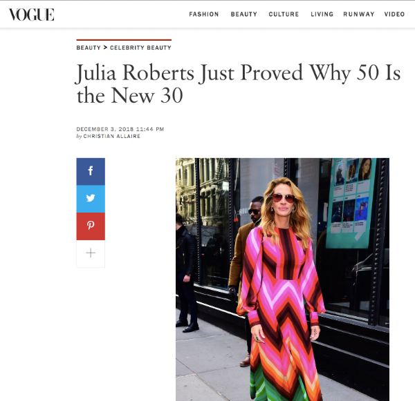 Or, this is just what 50 can look like. (Source: vogue.com)