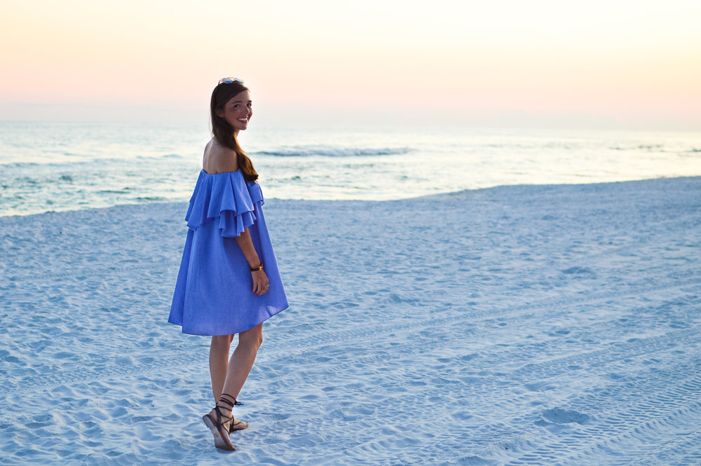 fashion blogger lcb style seaside florida ruffle dress (8 of 16).jpg