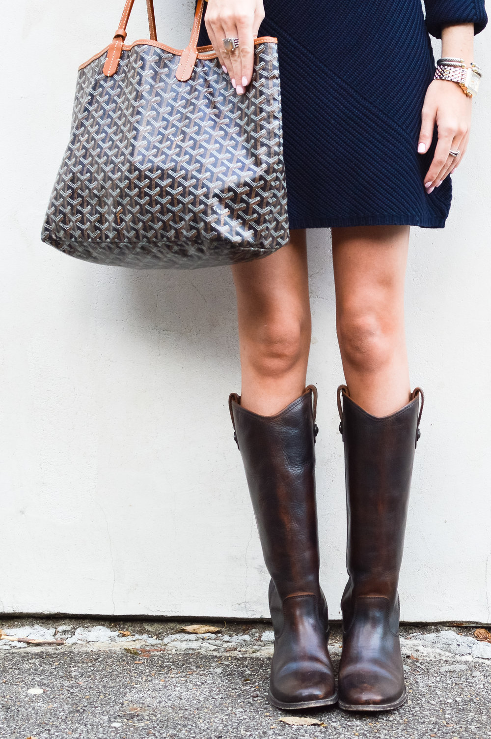 fashion blogger lcb style tory burch sweater dress frye boots barbour beadnell jacket  (36 of 43).jpg