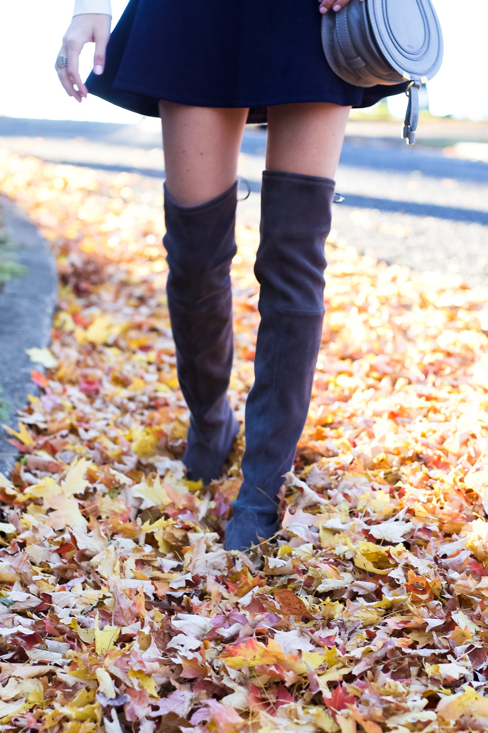 fashion blogger lcb style suede skirt knee boots stuart weitzman chloe marci (8 of 19).jpg