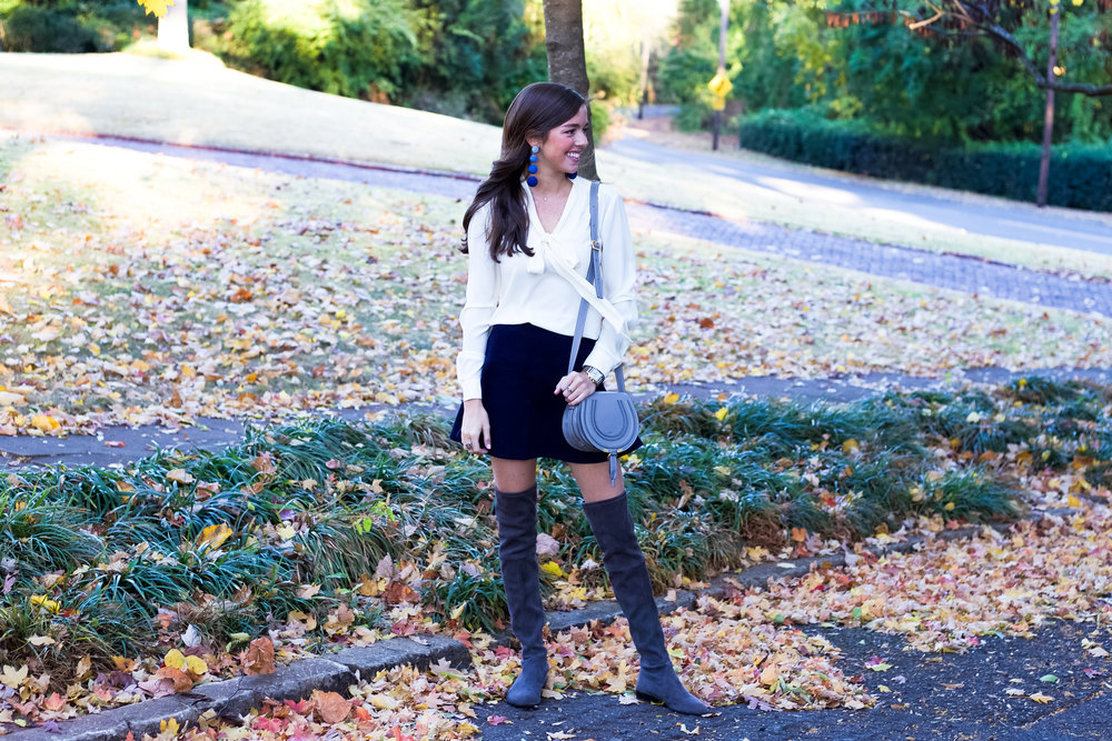 fashion blogger lcb style suede skirt knee boots stuart weitzman chloe marci (10 of 19).jpg