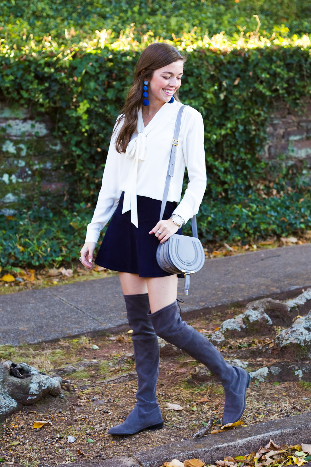 fashion blogger lcb style suede skirt knee boots stuart weitzman chloe marci (17 of 19).jpg