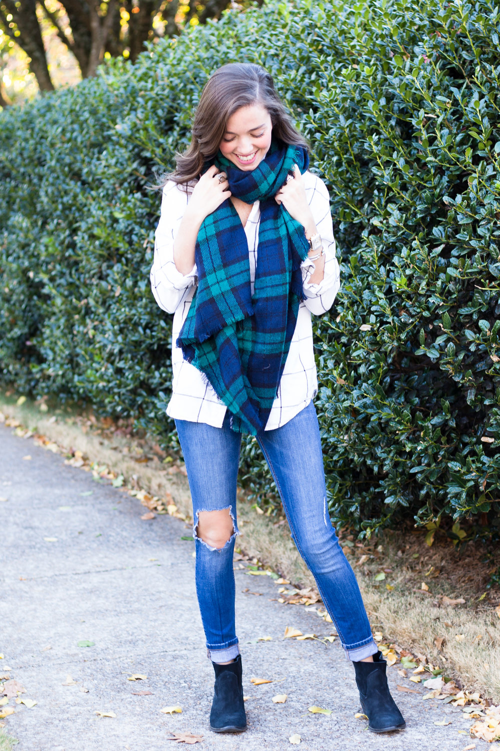 fashion blogger lcb style plaid scarves flannel (1 of 4).jpg