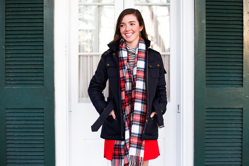 fashion blogger lcb style greenbrier resort christmas barbour international jacket (19 of 32).jpg