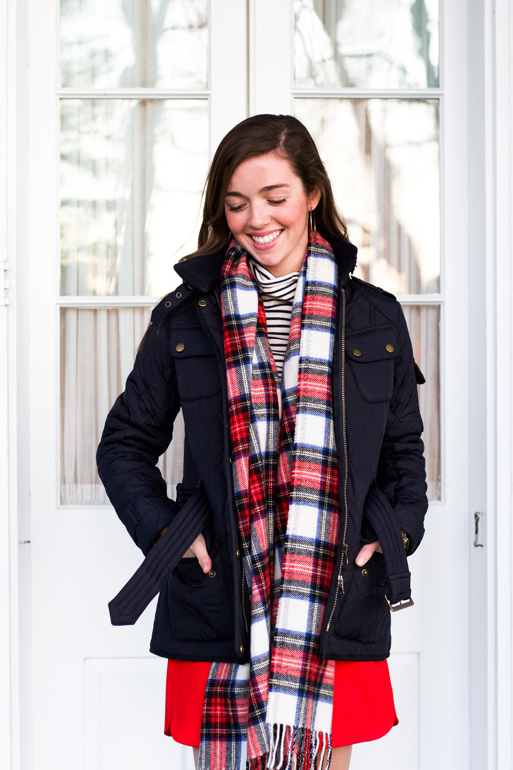 fashion blogger lcb style greenbrier resort christmas barbour international jacket (20 of 32).jpg