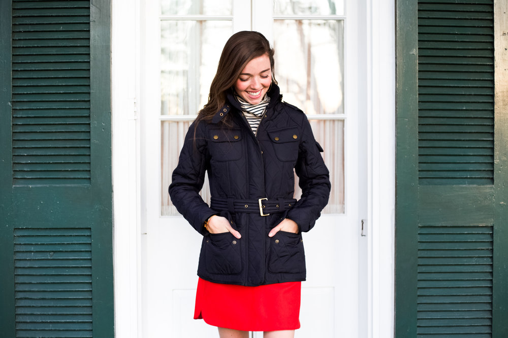 fashion blogger lcb style greenbrier resort christmas barbour international jacket (23 of 32).jpg