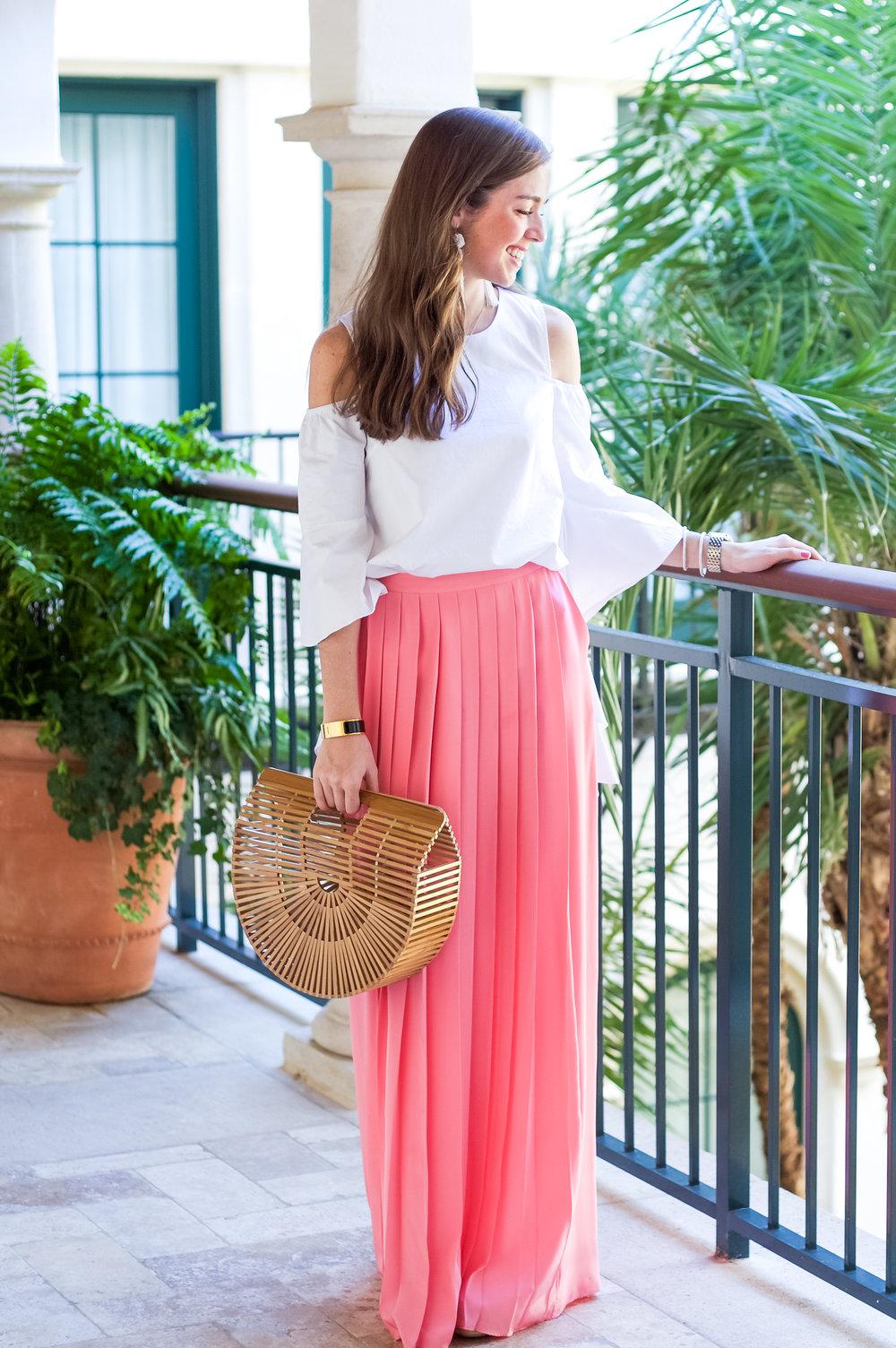 lcb style fashion blogger tibi pleated maxi skirt sea island (20 of 28).jpg