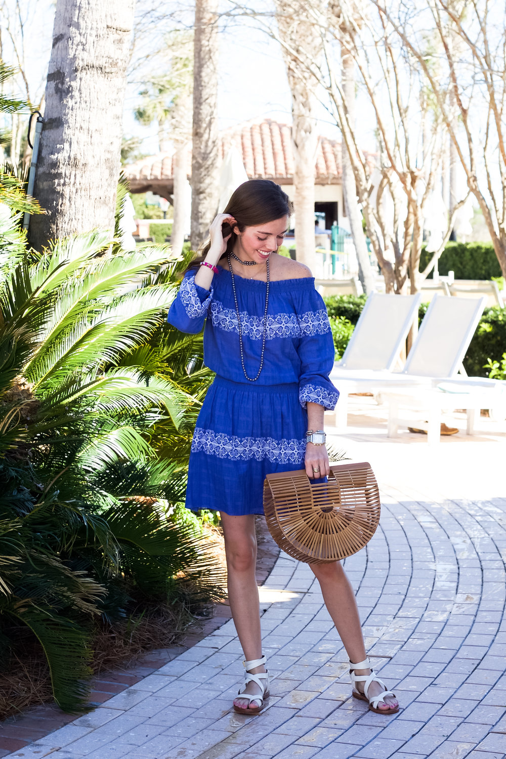 lcb style fashion blogger tory burch dress pool beach sea island (33 of 52).jpg