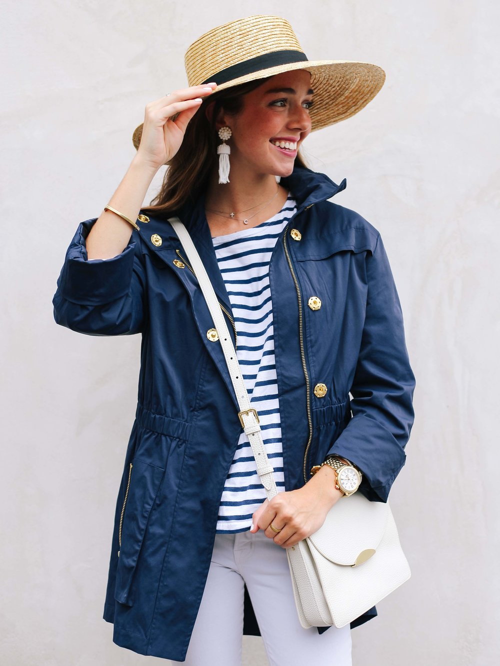 xxlcb style fashion blogger stripes chanel flats michele watch (27 of 39) copy.jpg