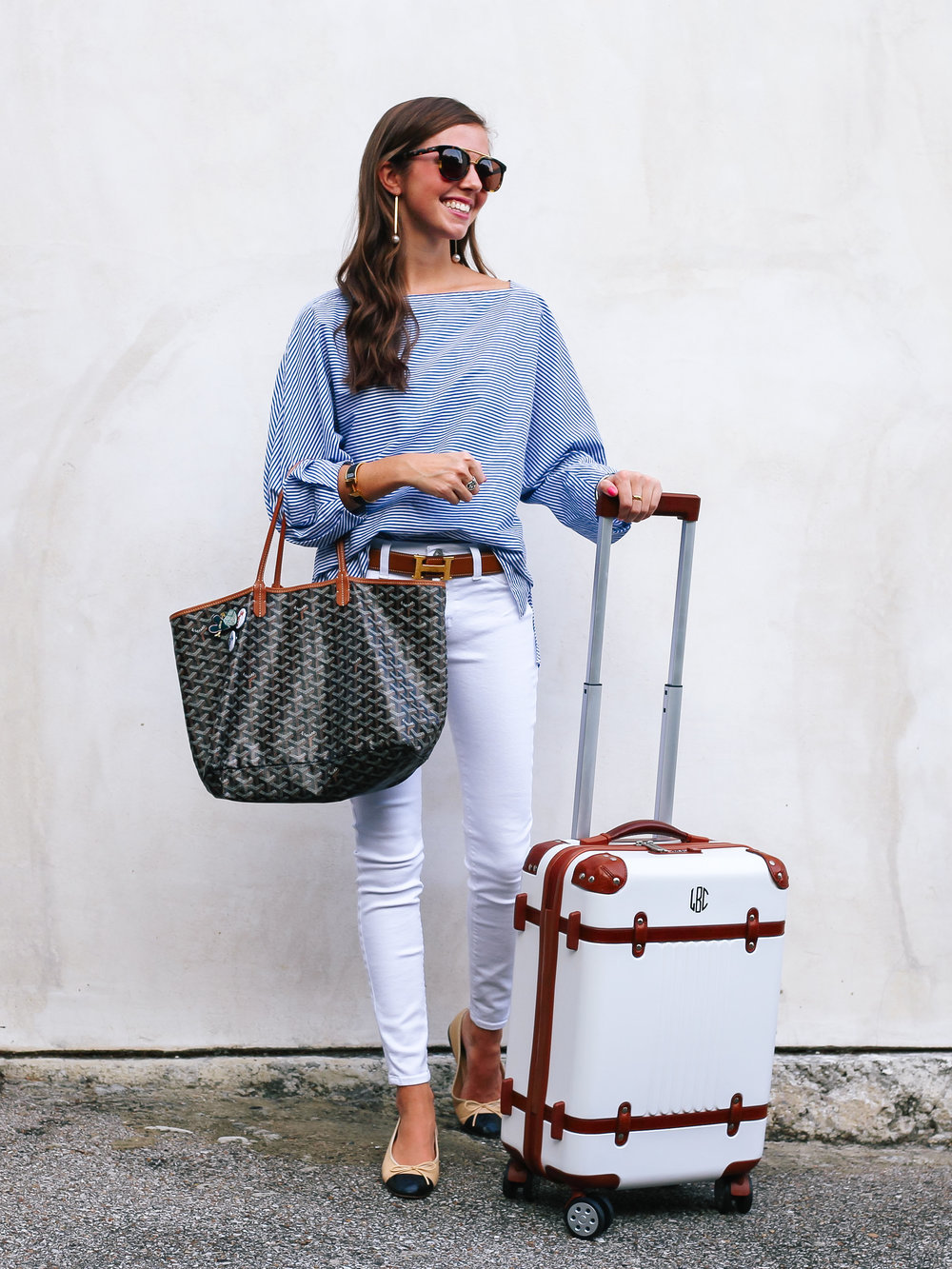 fashion blogger lcb style travel carry on mark and graham goyard tibi chanel flats (16 of 31).jpg