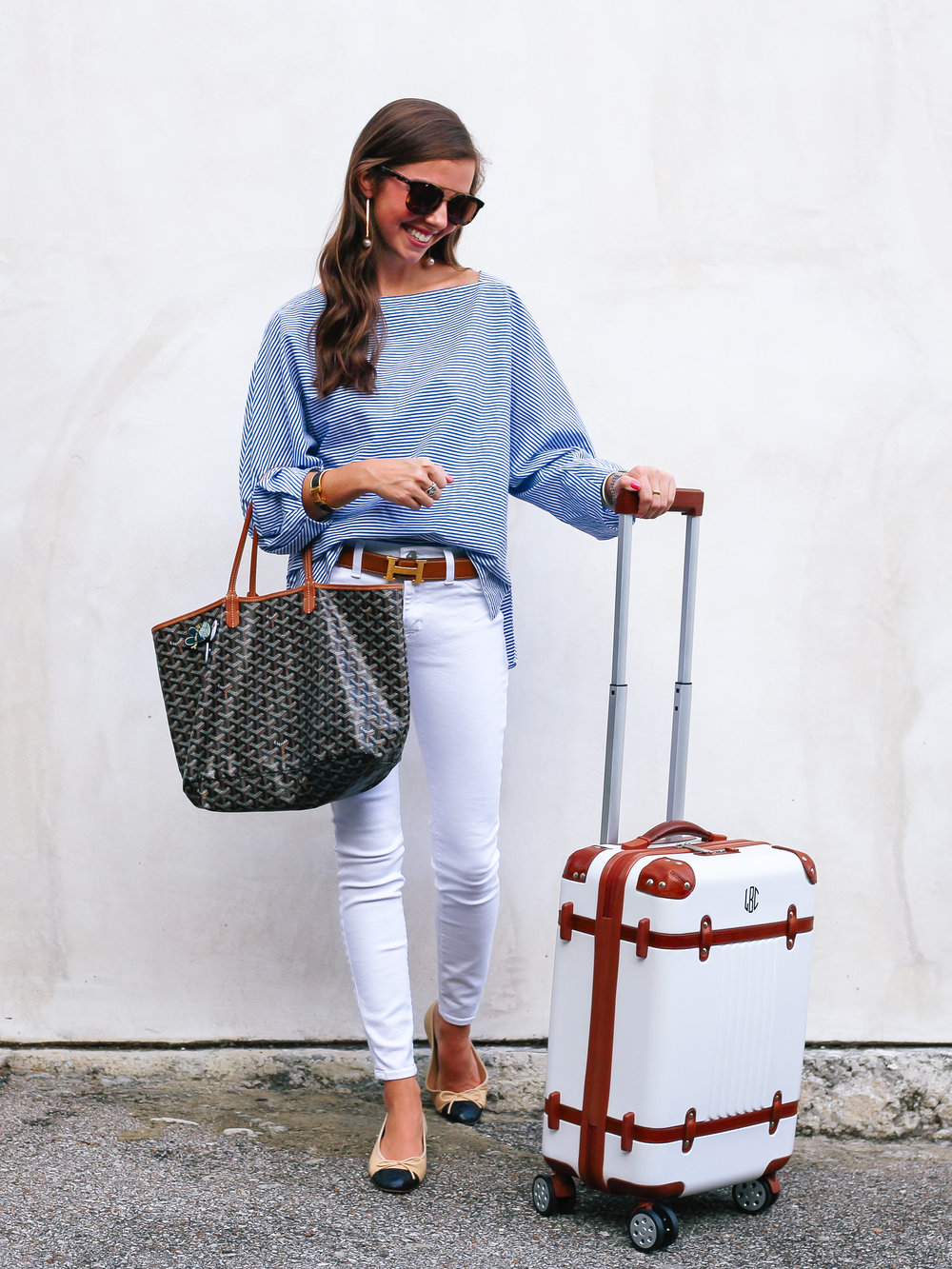 fashion blogger lcb style travel carry on mark and graham goyard tibi chanel flats (18 of 31).jpg