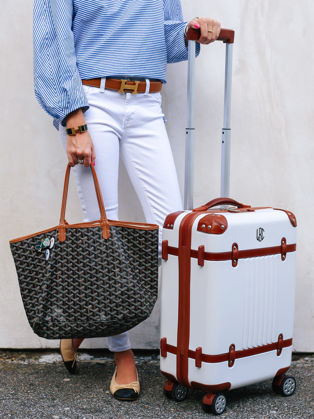 fashion blogger lcb style travel carry on mark and graham goyard tibi chanel flats (27 of 31).jpg