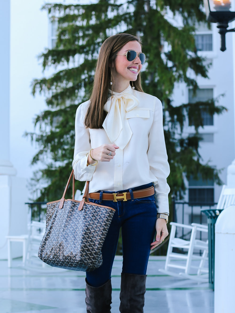 fashion blogger lcb style greenbrier resort barbour (6 of 19).jpg