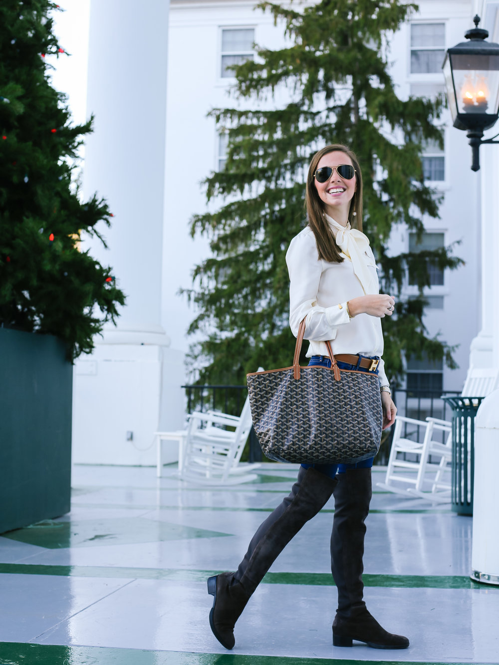 fashion blogger lcb style greenbrier resort barbour (7 of 19).jpg