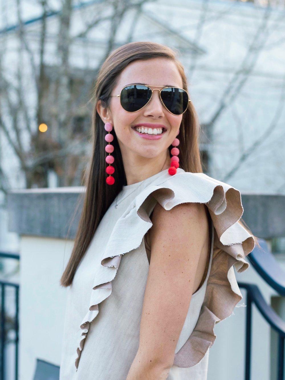fashion blogger lcb style ruffle2.JPG