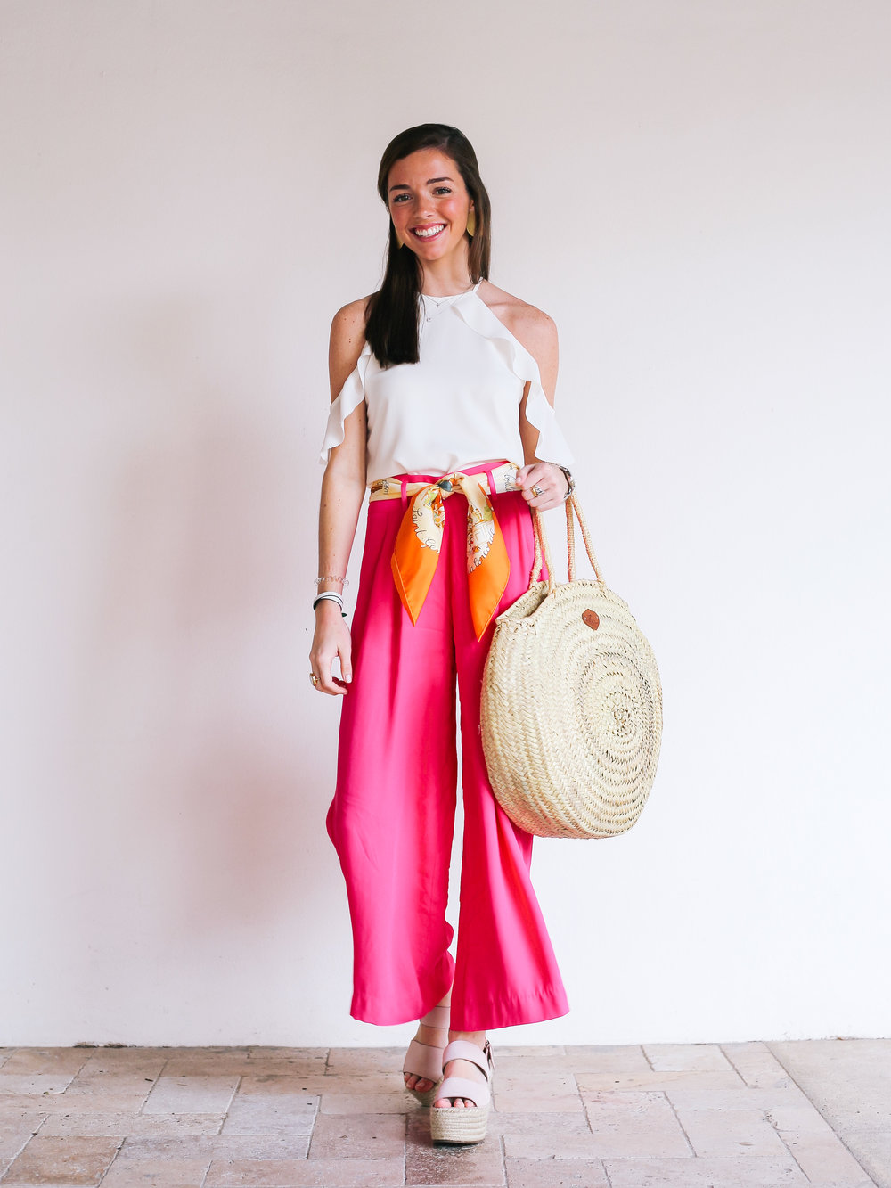FASHION BLOGGER LCB STYLE PINK PANTS SEA ISLAND-5.jpg